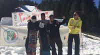 """Сноубордистът Петър Гьошарков продължава с отличните си изяви по пътя към получаването на квота за олимпийските игри в Пьонгчанг, Южна Корея, догодина. Състезателят на клуб """"Бороборд"""" спечели първите два старта […]"""