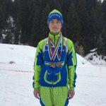 Деян Разложки с три медала на държавното в Боровец