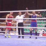 Иван Стаменов се окичи с бронзов медал на държавното по бокс