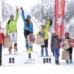 """Четири медала за самоковските скиори на купа """"Петър Попангелов – старши"""""""