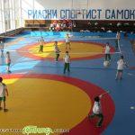"""Малки волейболисти се съревноваваха в залата на СУ """"Никола Велчев"""""""