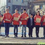 Ученици възкресиха спомена за самоковските герои Никола Корчев и Леон Крудов