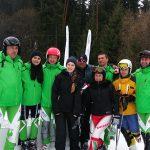 ВВС спечели военния ски шампионат