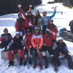 Шест медала за самоковските скиори от паралелния слалом в Банско