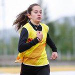 """Изабел Крамарска тръгна по шампионски в """"Мтел атлетика за младежи"""""""