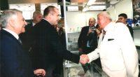 """Президентът Румен Радев посети щанда на ТПК """"Михаил Дашин"""" на Шестия европейски панаир на предприятия и кооперации от социалната икономика, състоял се в Пловдив. В присъствието на председателя на Националния […]"""