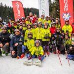 Малките скиори се състезаваха за последно през сезона в Боровец