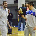 Адриян Секулов и Денислав Вутев с награди за Купата на БФБ