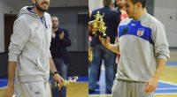 """Третото място за младежкия състав на """"Рилски спортист"""" на турнира за Купата на Българската федерация по баскетбол донесе и две индивидуални награди в нашия клуб. Капитанът на """"Рилски 2"""" Адриян […]"""