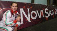 """Европейската шампионка по борбаза жени в кат. до 55 кг Биляна Дудова коментира представянето си на форума в Нови Сад, Сърбия. """"Дойдох с мисълта да стана №1 и го направих. […]"""