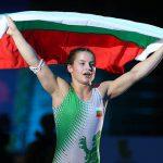 Биляна Дудова с бронзов медал от Гран при на Испания
