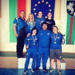 """Боркините на """"Рилски спортист"""" станаха № 1 в България за 2017 г.!"""