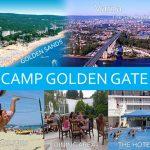 Спечелете стипендия за летния лагер Camp Golden Gate