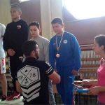 Най-малките борци с пет медала от държавното във Враца