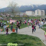 Парад на хвърчилата озари дъждовен Самоков и изпрати послания за мир
