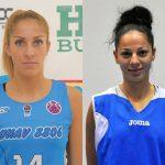 Цветомира Шаренкапова и Христина Иванова спечелиха златен дубъл в България