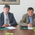 """Подписаха договор за саниране на Общината, полицията и ОУ """"Митр. Авкс. Велешки"""""""