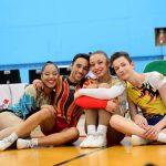 Анита Гаврилова и Ангел Казаков се завърнаха с медали от Лондон