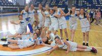 """Школата на """"Рилски спортист"""" продължава да се доказва като една от най-качествените в българския баскетбол. Днес съставът на 12-годишните момичета спечели републиканското първенство, на което бе домакин. Възпитаничките на младата […]"""