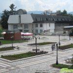 Кръст да се постави на осветеното място за църква в центъра на Самоков