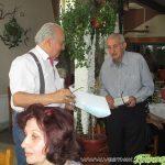 Клубът на строителите-ветерани чества 4-годишнина