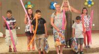"""Програмата на поредното лятно парти в Младежкия дом, състояло се на 21 юли, петък, бе обогатена с конкурс-изложба """"Млад кулинар"""". Шест деца се представиха с вкусни изкушения – торта, кекс, […]"""