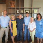 Кметът Георгиев обсъди взаимодействие с ротарианци
