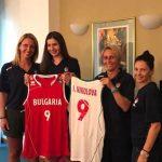 Ивана Николова и Християна Николова – част от България /до 16 г./ на Евро 2017 в Скопие