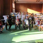 Самоковски младежи показаха завидни умения с акордеон