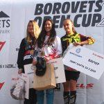 Вики Гончева № 1 на Borovets Open Cup 2017, англичанин триумфира при мъжете
