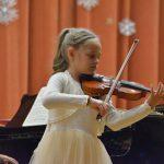 Диана Чаушева с първа награда от международен конкурс за цигулари