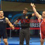 Николай Кашинов стана световен шампион по борба за ветерани