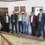 Обновена експозиция на кметовете на Самоков бе открита