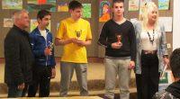 Трима победители излъчи традиционния общински ученически турнир по тенис на маса, състоял се по случай Деня на народните будители в събота, 28 октомври, в Младежкия дом. Здравко Четвороженски затвърди доминацията […]