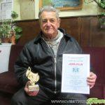 Хорът на ветераните-туристи се изяви в Пловдив