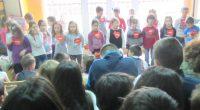 """Чудесен празник сътвориха учениците от 1-а клас на ОУ """"Св. св. Кирил и Методий"""" в детския отдел на Общинската библиотека """"Паисий Хилендарски"""" вчера, в четвъртък. Под ръководството на учителката си […]"""
