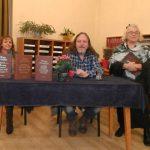 Нидал Алгафари представи книгите си в Самоков