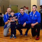 """Самоковски баскетболисти подкрепиха деца със затруднения от """"Спешъл Олимпикс"""""""