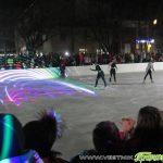 Откриха сезона на ледената пързалка в Самоков с уникални изпълнения на млади фигуристки