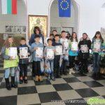 Наградиха талантливи млади самоковски математици