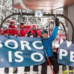 Петър Попангелов и бъдещите звезди в белите спортове откриха новия сезон в Боровец