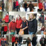 Самоковски доброволци зарадваха предпразнично 400 семейства