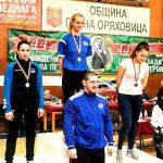 Александрина Кашинова стана републиканска шампионка по борба за девойки