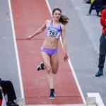 Вивиан Кръстева с бронзов медал в скока на дължина на националния шампионат в зала