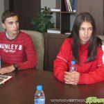 """Кръстева, Тосков и Ганджулов с медали от турнира Go!Kids в """"Асикс Арена"""""""