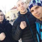 Николай Малчев с бронзов медал от държавното първенство по бокс за мъже