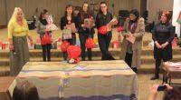 """Общо 242 валентинки по случай Деня на влюбените сътвориха собственоръчно участниците в конкурса на Младежкия дом """"С една валентинка – изненада за двама"""". Авторите на най-оригиналните творби в отделните възрастови […]"""