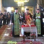 Отслужиха заупокойна панихида в памет на митрополит Авксентий Велешки