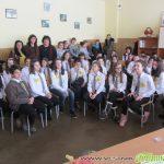Радина Огнянова и Моника Попова се проявиха като отлични познавачи на английския език