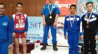 """Три медала – златен, сребърен и бронзов, спечелиха състезателите на """"Рилски спортист"""" от държавното първенство по борба класически стил за деца, състояло се на 16 и 17 март в Горна […]"""